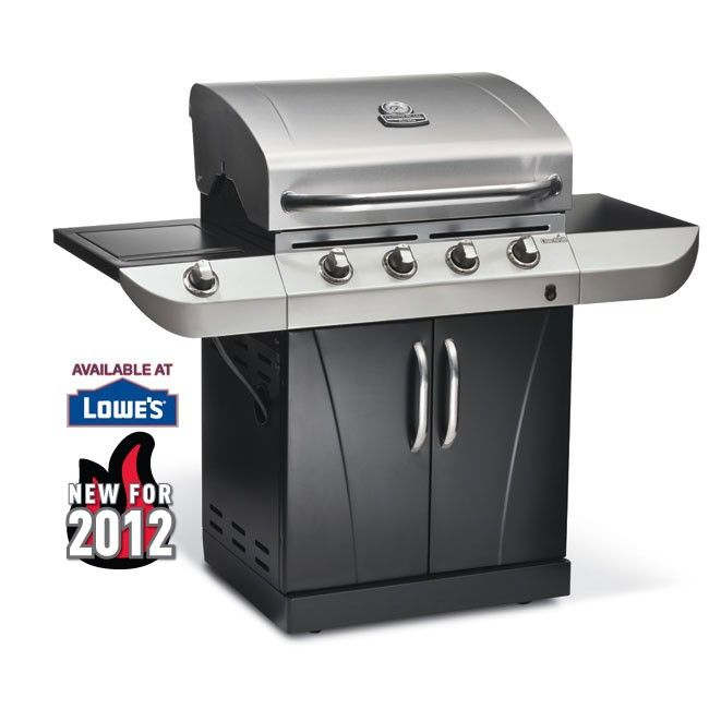 Char Broil 4 Burner Commercial Gas Grill T 46dl Gas Grill