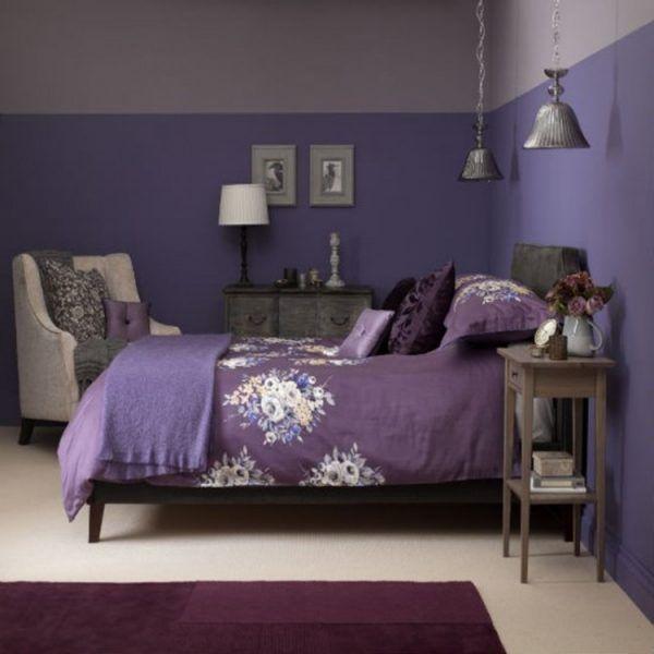 Schlafzimmer Farbe Farbe Trends 2018: Ideen und Tipps für ...