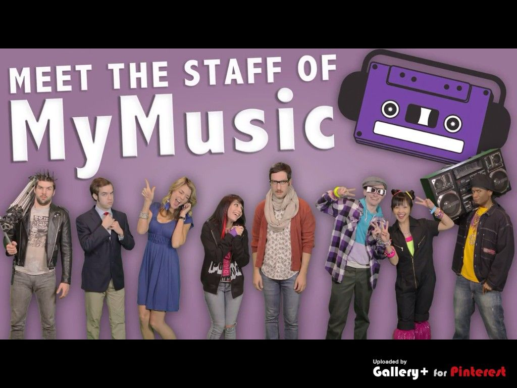 The Cast Of Mymusicshow This Is A Great Transmedia Web Show Created For Youtube By The Fine Brothers Youtube My Music It Cast