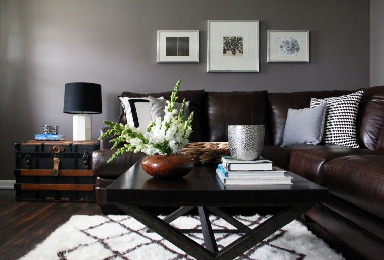 Pin On Home Makeover #rustic #grey #living #room