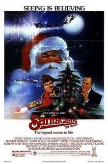 Santa Claus The Movie Wikipedia The Free Encyclopedia Christmas Movies Original Movie Posters Top 10 Christmas Movies
