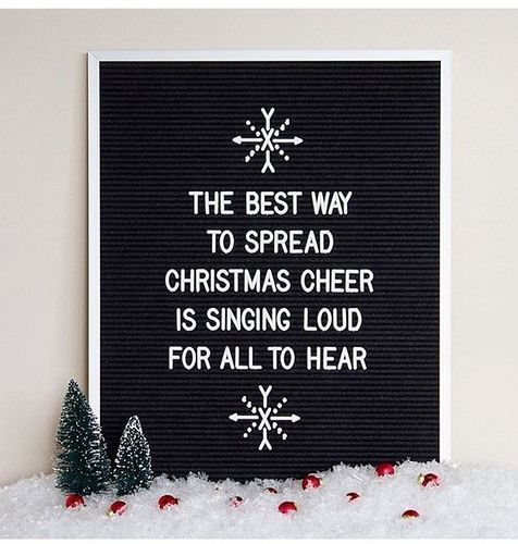 Diy Felt Letterboard Christmas Quotes Funny Christmas Quotes Inspirational Christmas Lettering