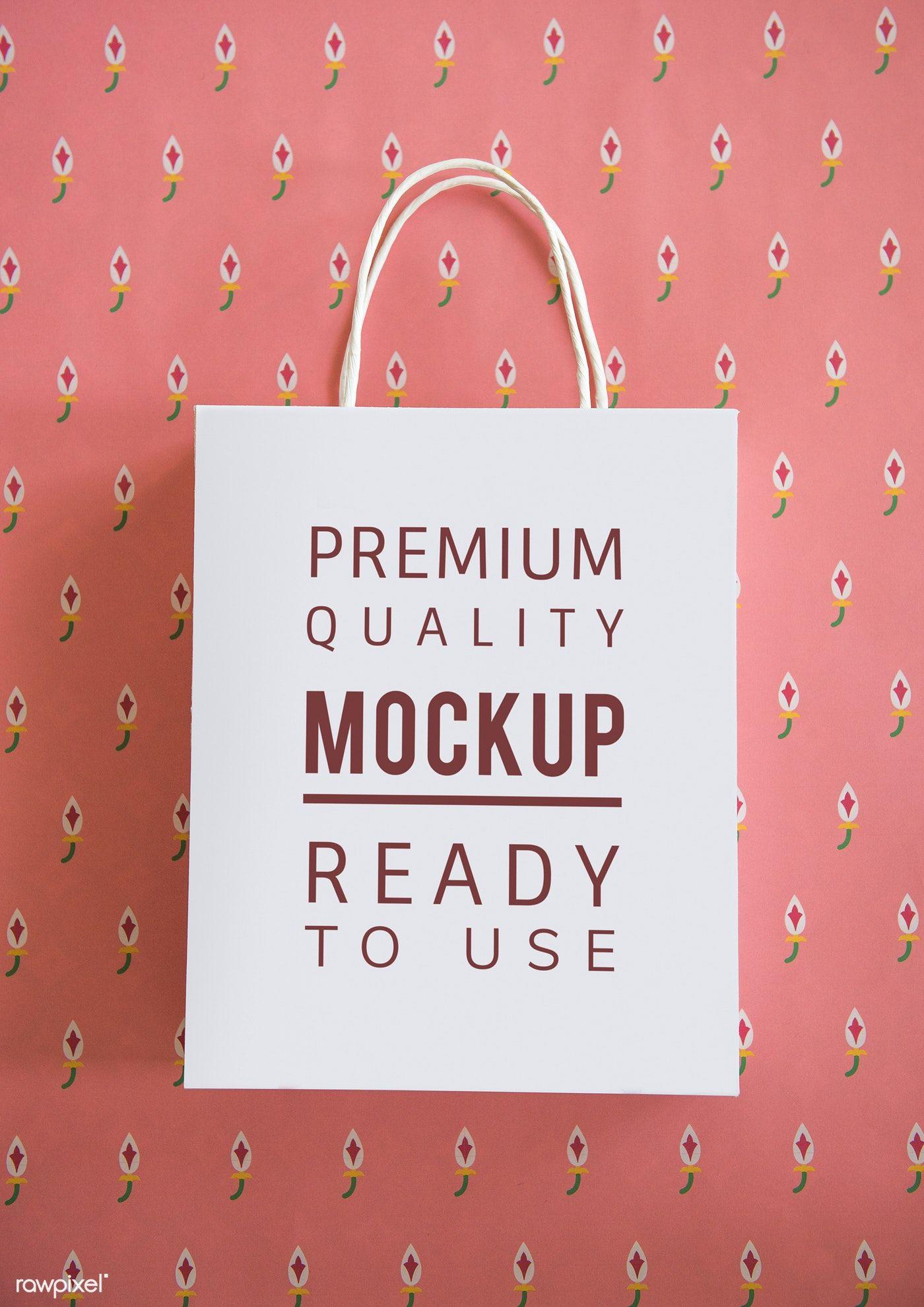 Download Download Premium Psd Of Paper Bag Mockup 296898 Bag Mockup Mockup Blog Resources