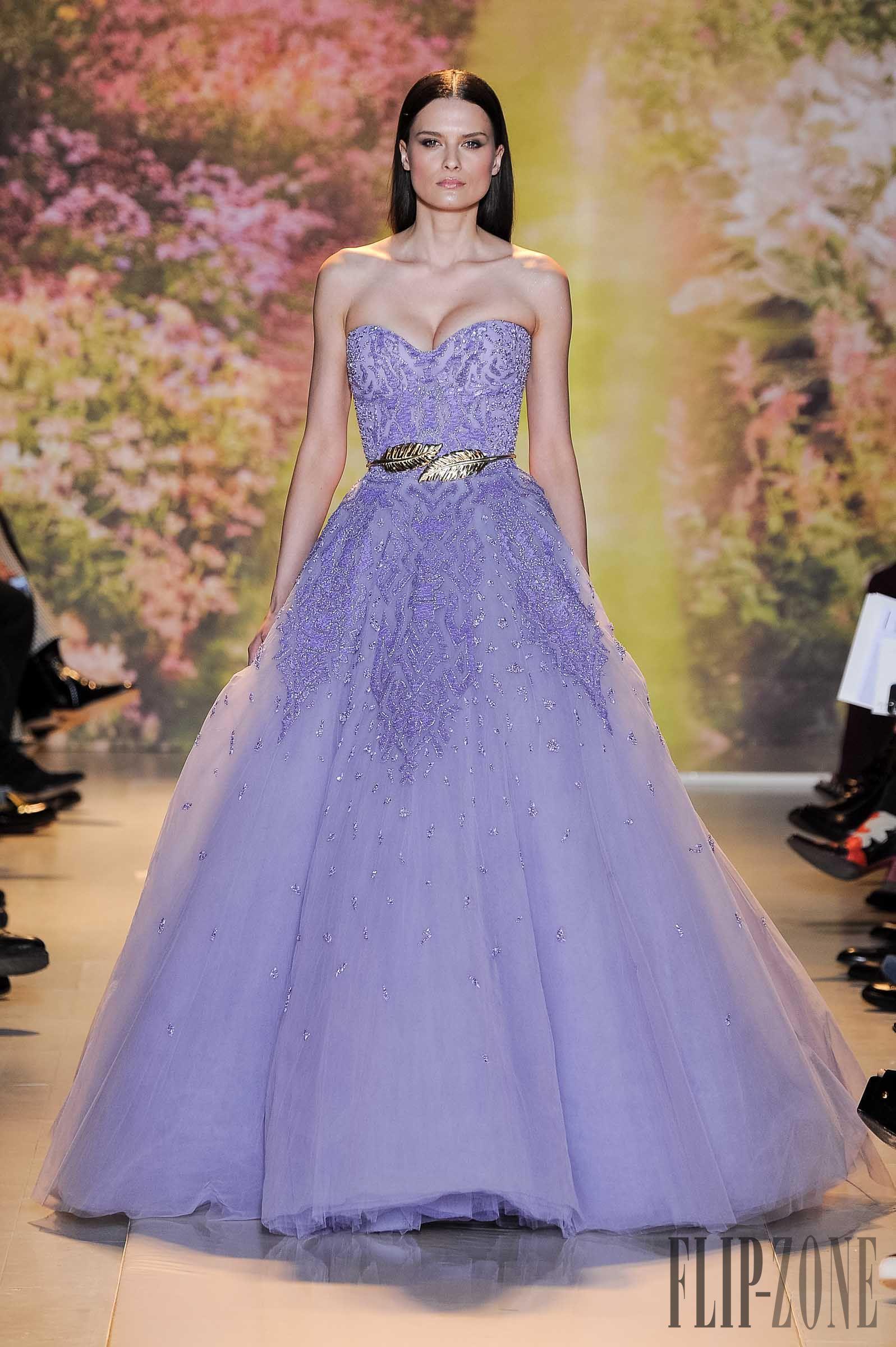 Zuhair murad springsummer couture flipzone