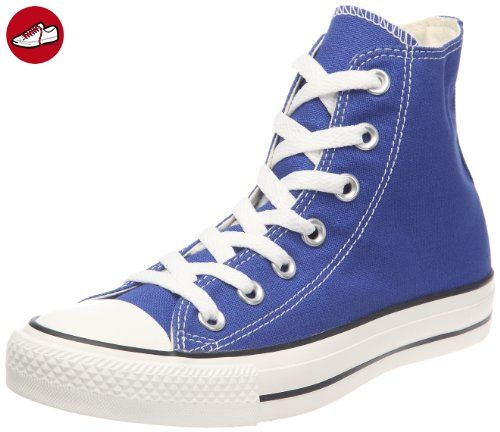 Converse Chuck Taylor All Star, Unisex-Erwachsene Hohe Sneakers, Blau  (Dazzling Blau