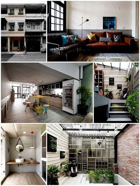ebc489417e85b14697becb6ab6bd955b - View Small Terrace House Interior Design  Gif