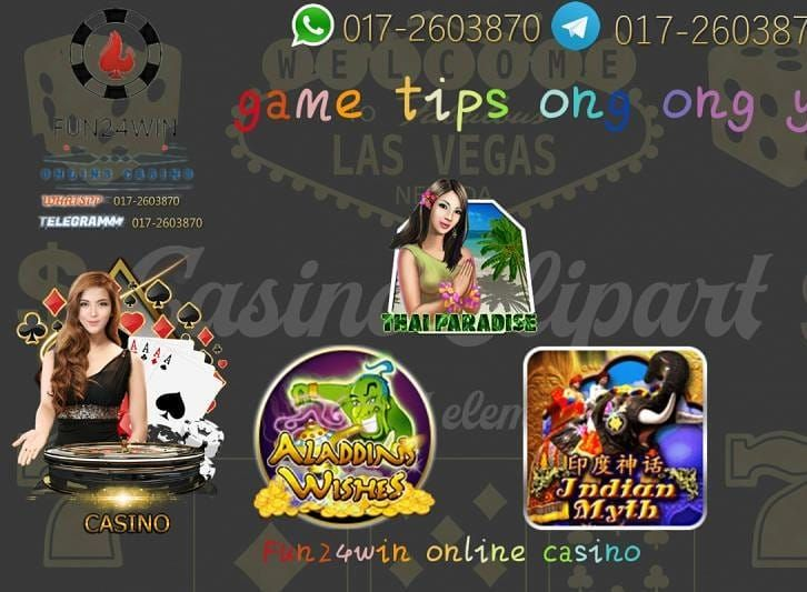 Fun 24Win online casino Telegram link tekan di bawah Whatsapp : 017-2603870 Telegram :…