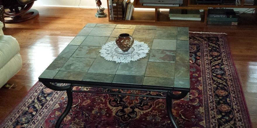 12 Best Slate Coffee Tables Ideas Slate Coffee Table Slate Coffee Coffee Table