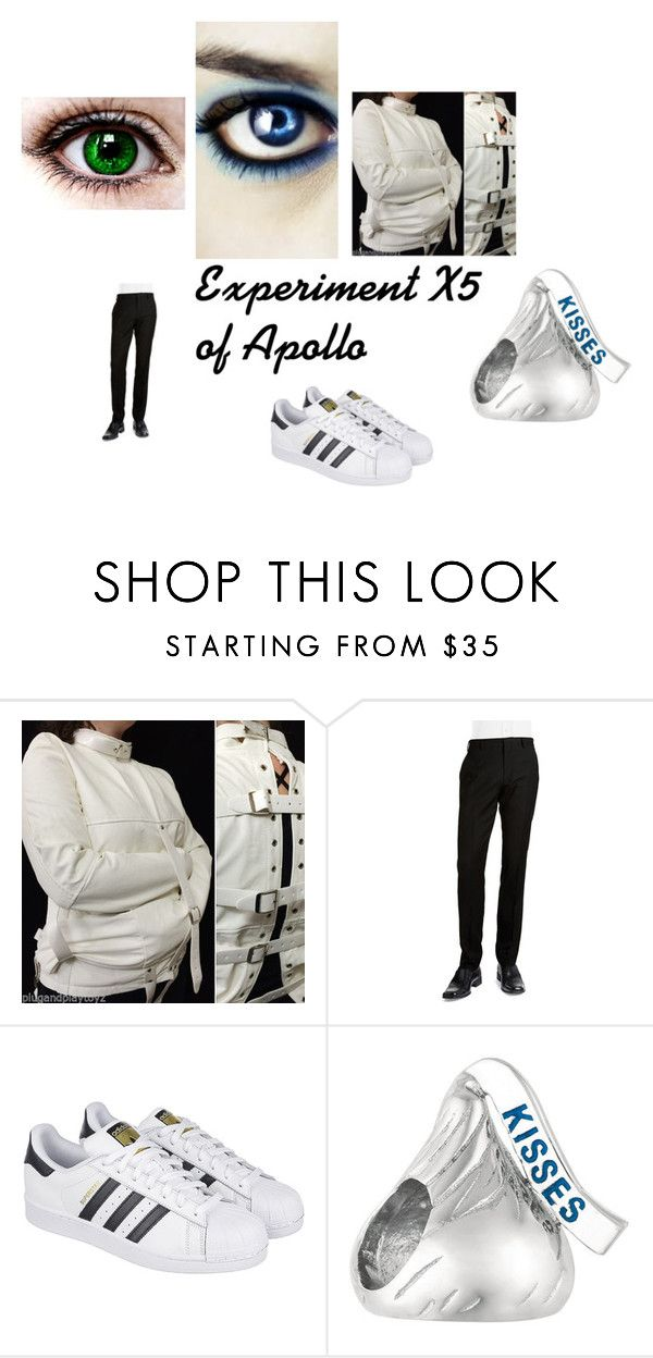 """""""Apollo"""" by universalspacetrash on Polyvore featuring BLACK BROWN 1826, adidas, men's fashion, menswear, Boy, experiment, wall, astral and projesction"""