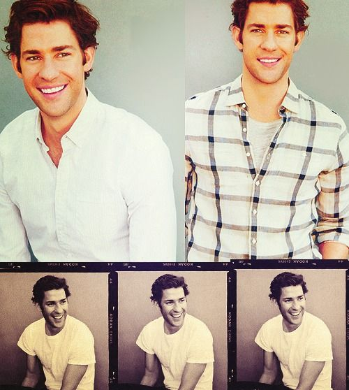 John Krasinski.  Nothing sexier than a guy who can make you laugh, above all else.