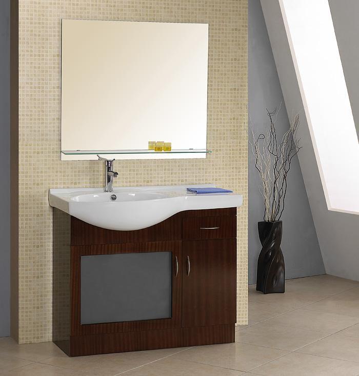 Sink Overhangs The Front Of Vanity Bathroom Vanities