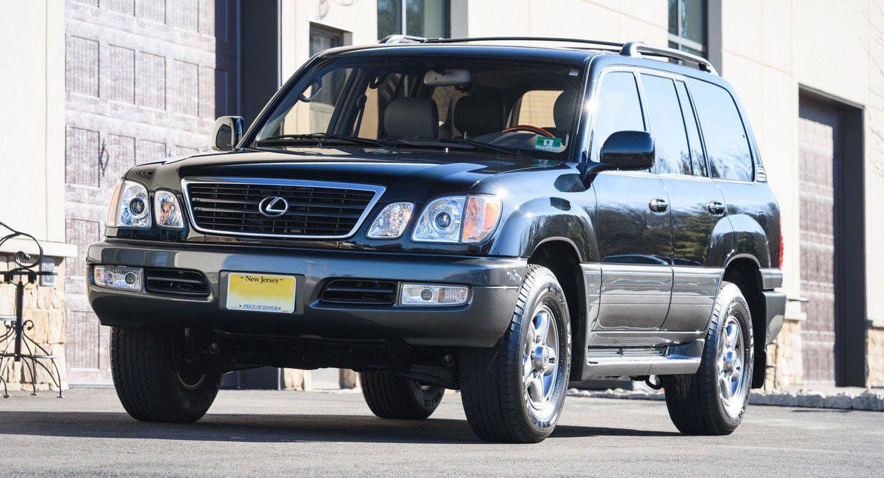 This New Lexus Lx 470 Was Stolen In 2001 Now It S Being Sold For 140k With 1k Miles Carscoops New Lexus Lexus Lexus 470