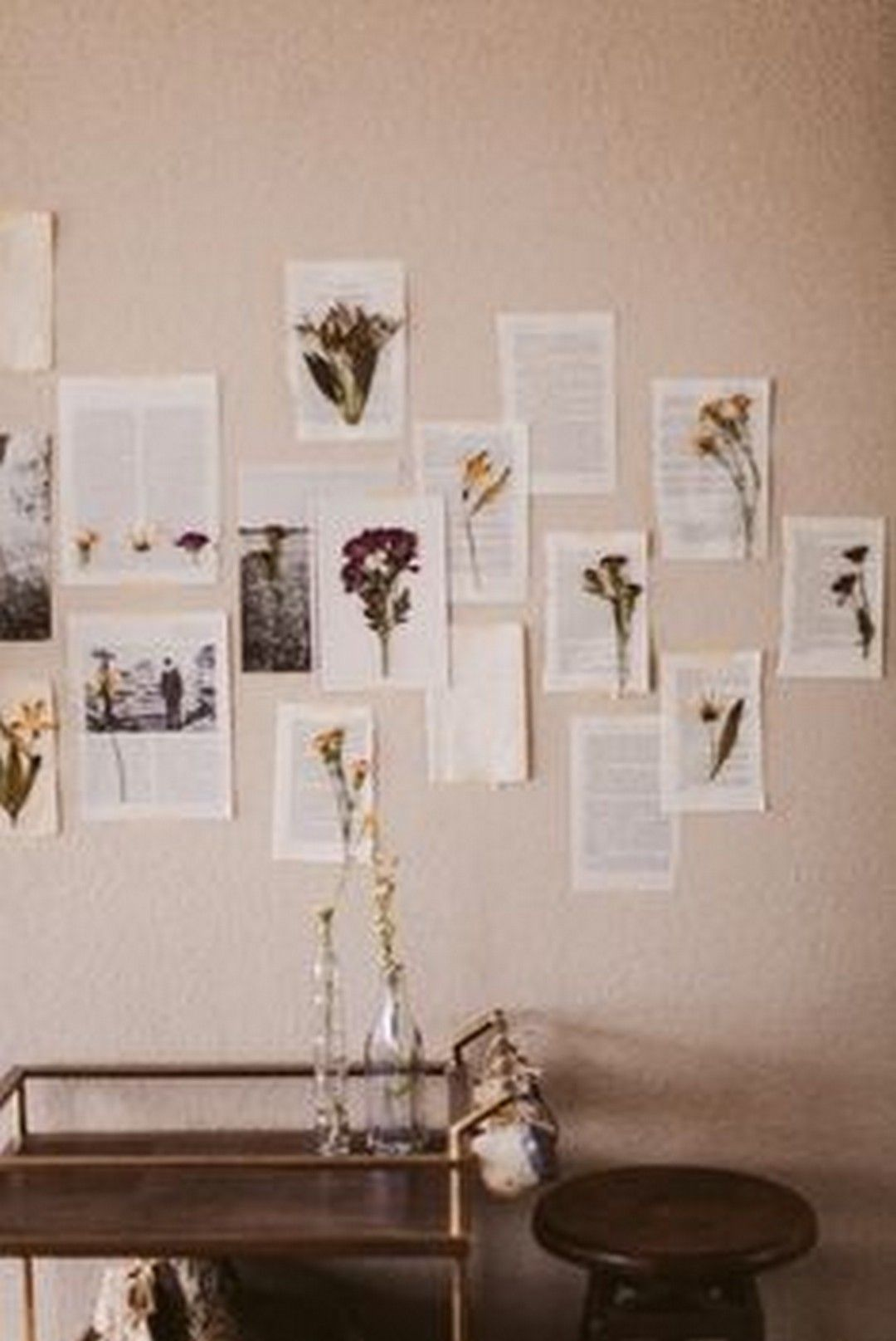10 Simple Things To Decorate Room With These Diy Wall Decor Ideas Goodnewsarchitecture Wall Decor Bedroom Floral Wall Art Diy Decor