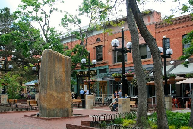 Amy's Creative Pursuits: Our Colorado Adventure, Day Five, Part One: Pearl St. Mall