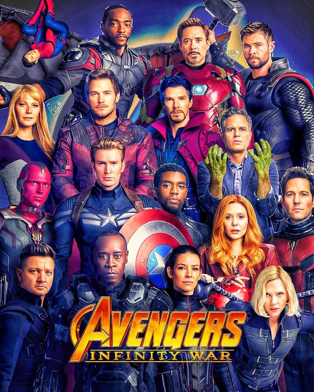 Gefallt 108 Mal 2 Kommentare Jeremy Superfans Jeremysuperfans Auf Instagram The Gathering Of Avengers Infinity War V Marvel Superheroes Avengers Marvel