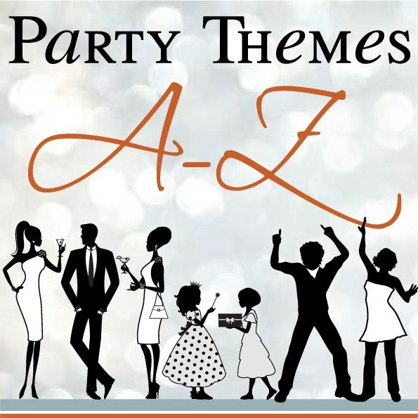 a1e1a1285c6 Adult Party Themes and Ideas by a Professional Party Planner... Not that I  will be throwing any adult parties anytime soon.