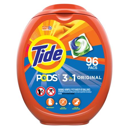 Household Essentials Liquid Laundry Detergent Laundry Detergent Tide Pods