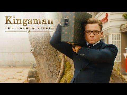 Una Frenetica Anteprima Del Trailer Per Kingsman The Golden Circle Universal Movies Kingsman The Golden Circle Kingsman Movie Kingsman