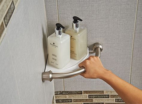 delta decor assist bathroom fixture line. Find this Pin and more on Senior  Friendly Bathroom Design ...