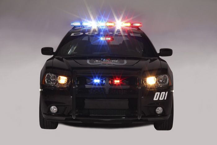 Dodge Charger Pursuit Police vehicle with Mopar push bumper lightbar front grille lights and & Dodge Charger Pursuit Police vehicle with Mopar push bumper ... azcodes.com