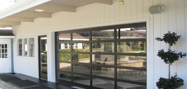 Martin Garage Doors | Athena Commercial Door Indoor Outdoor Spaces