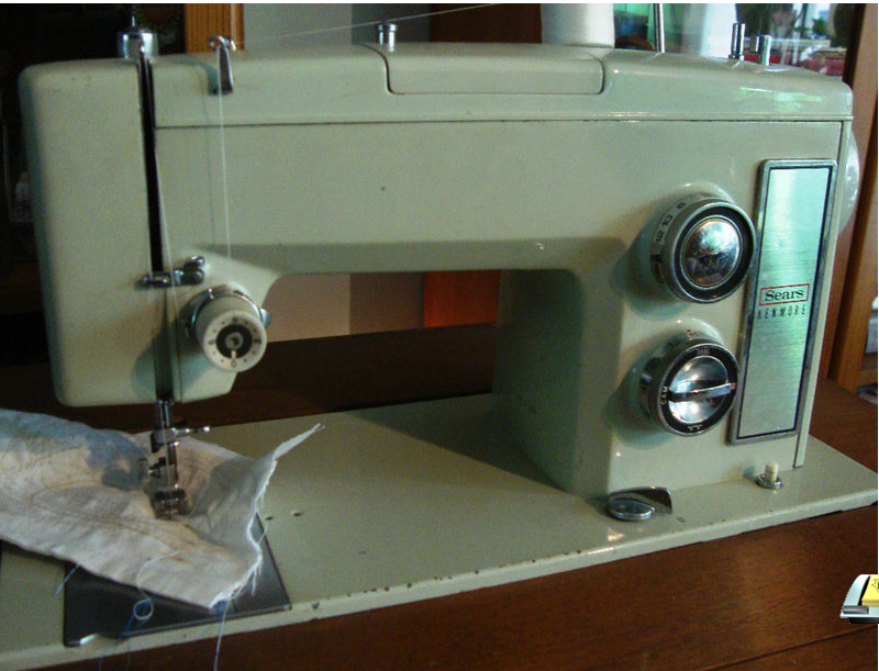 40 Sears Kenmore 40SOLD Sewing Machine Sewing Vintage Unique How To Thread A Sears Kenmore Sewing Machine Model 2142