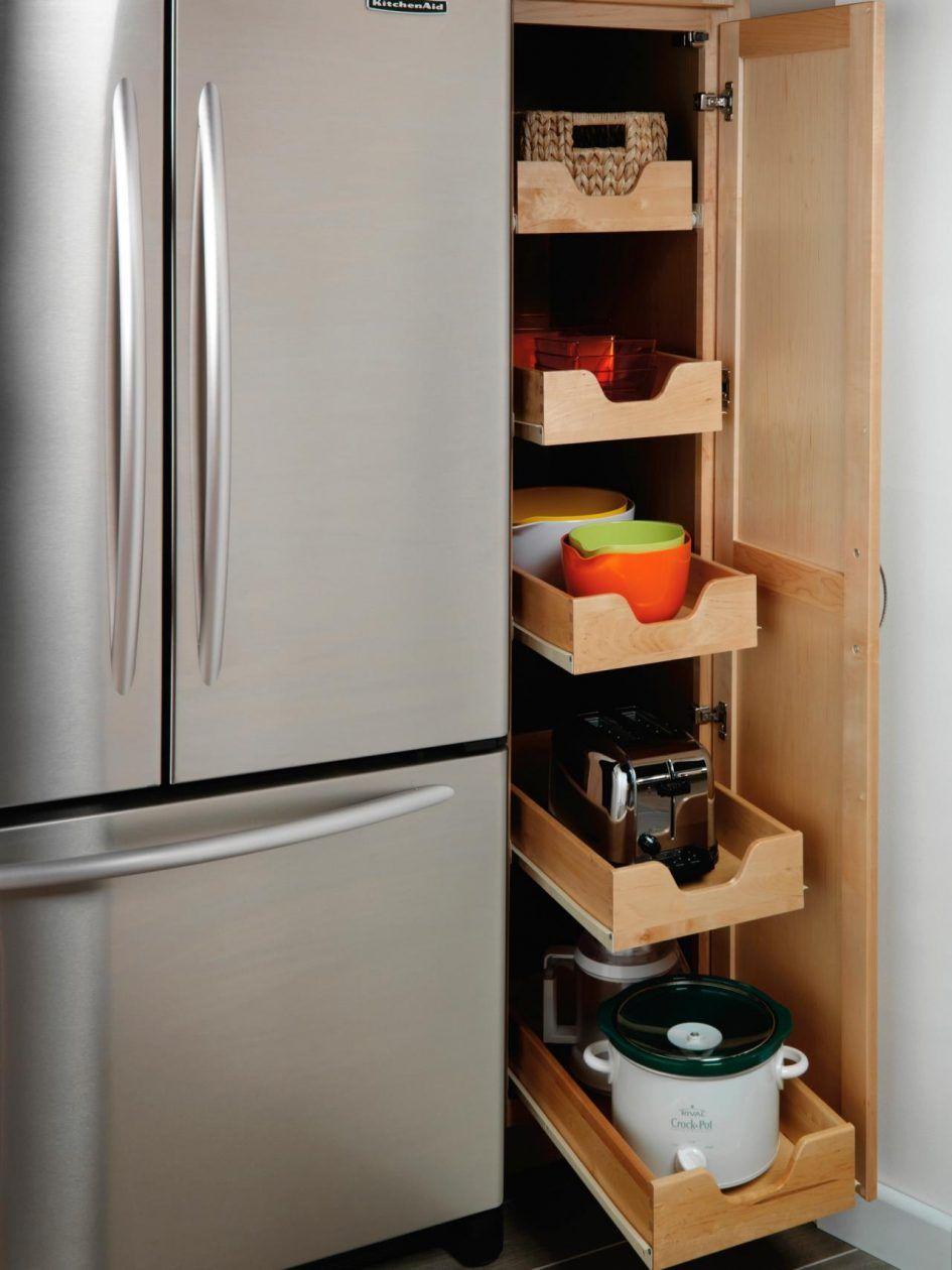 Kitchen Storage In 2020 Small Kitchen Appliance Storage Kitchen Storage Kitchen Storage Organization
