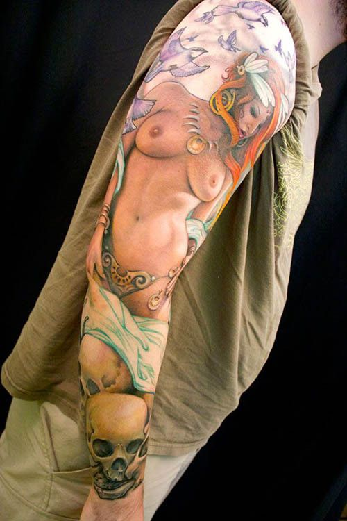 Images About Tattoos Artwork On Pinterest Frank