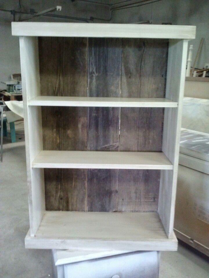 Barn Wood Bookshelf By K Furniture Refinishing