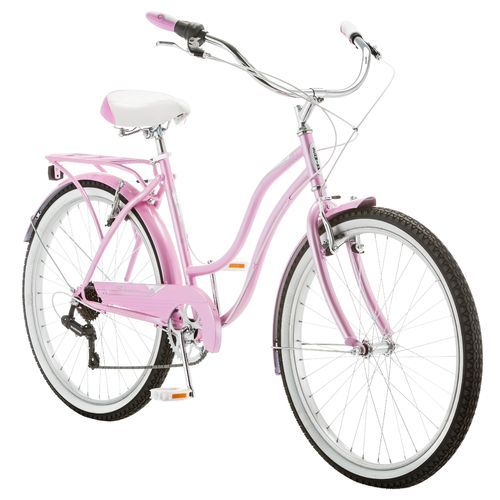 Schwinn Women S Perla 26 7 Speed Cruiser Bicycle Cruiser Bike Schwinn Bike Cruiser Bicycle