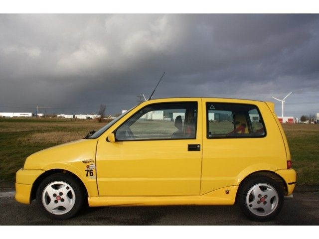 fiat cinquecento sporting abarth 1995 1998 cinquecento pinterest fiat. Black Bedroom Furniture Sets. Home Design Ideas