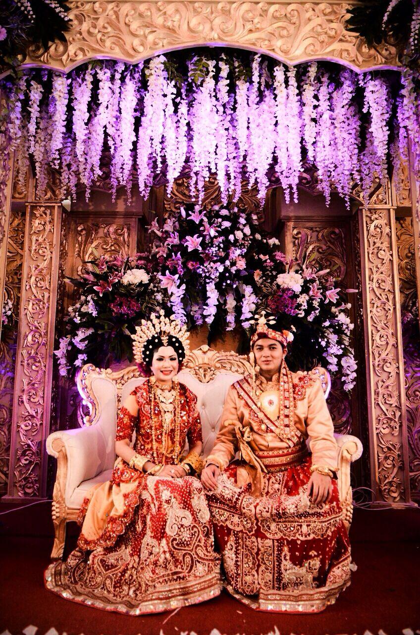 Gledisregi bajubodo Ide perkawinan, Pengantin, Dekorasi