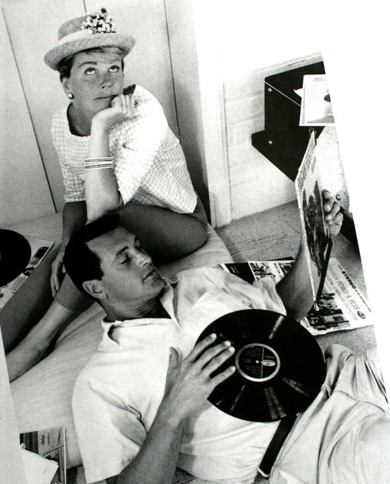Doris Day Rock Hudson Muusikot