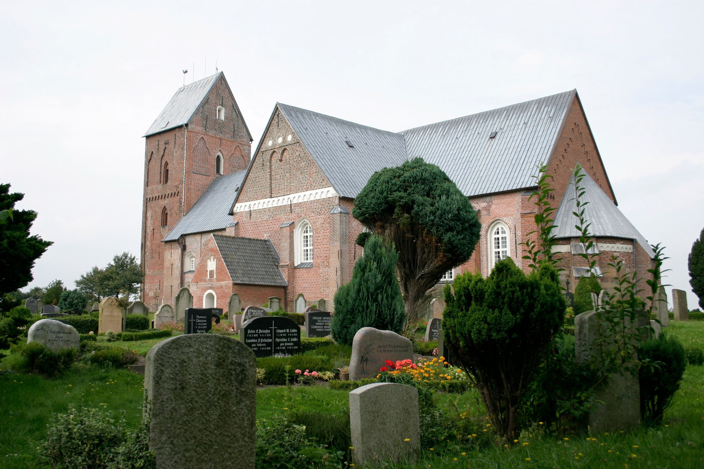 Kirche Nieblum