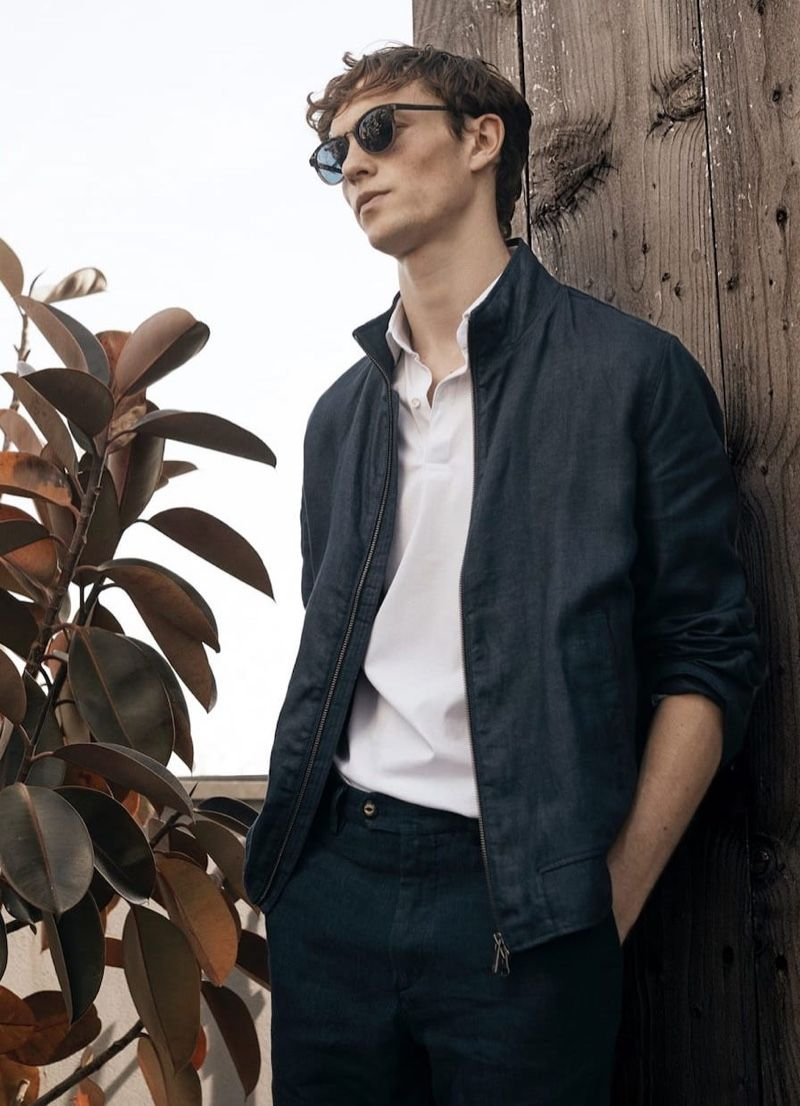 Map For Tomorrow Luc Roberto Don Chic Fashions By Massimo Dutti Massimo Dutti Men Style Tips Mens Editorial