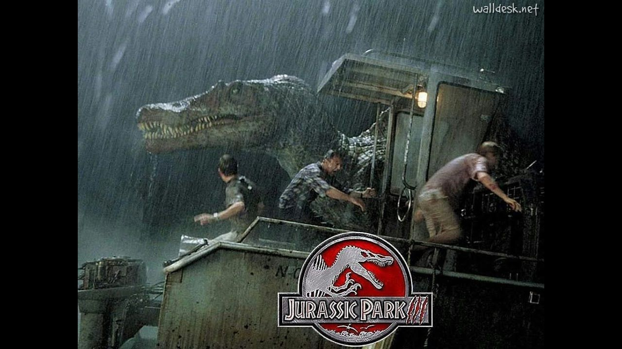 Jurassic Park 3 Movie Review Jurassic park film
