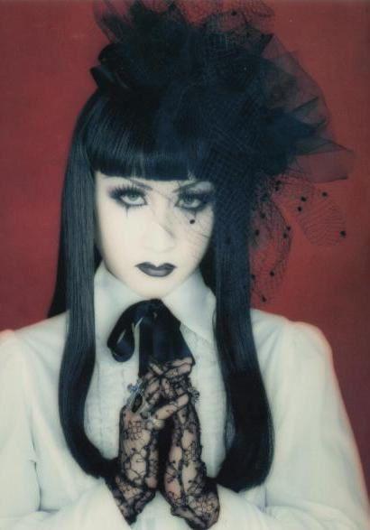 gothic hairstyles - bing