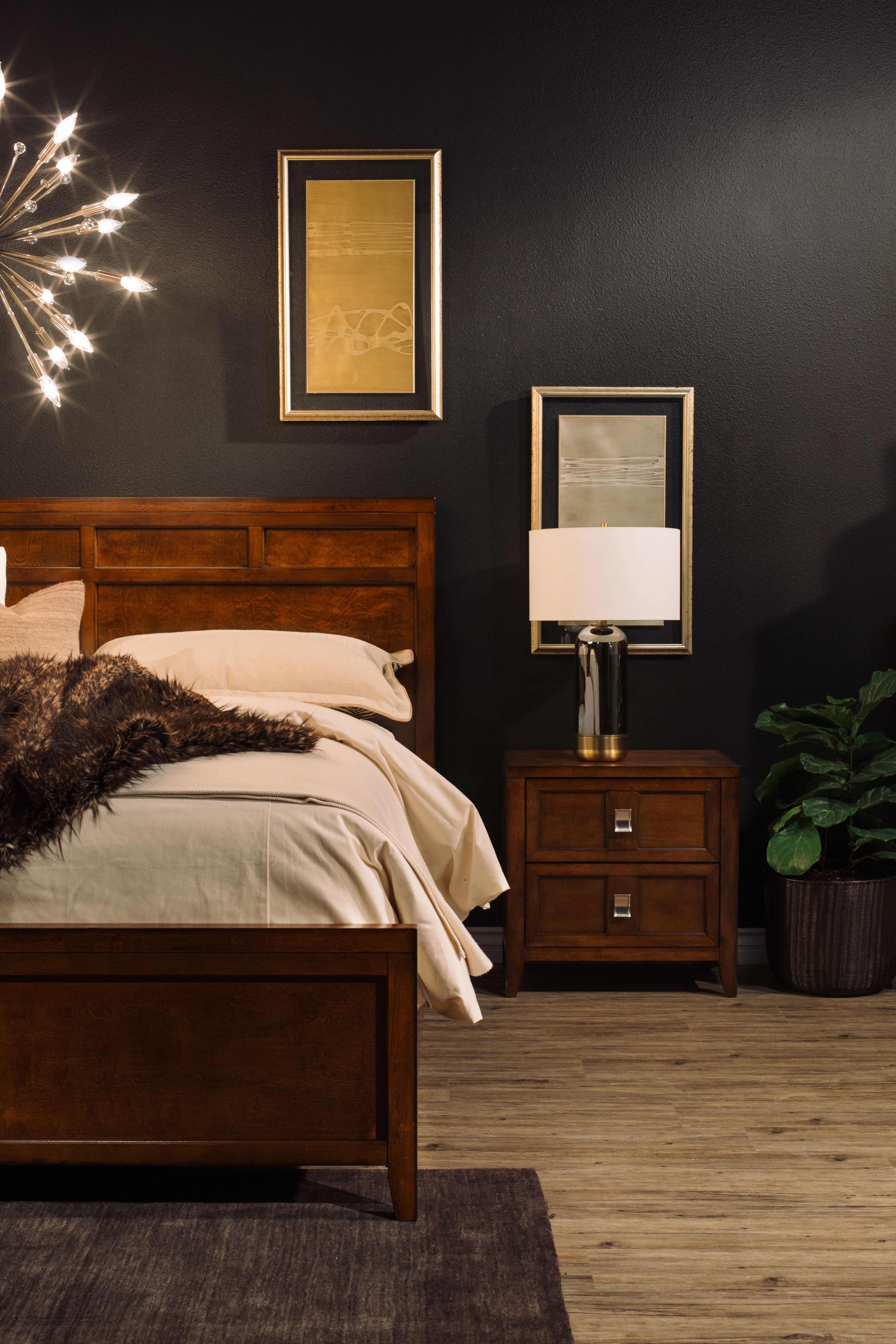 Bayfield by Samuel Lawrence Panel bed, Bed, Headboard