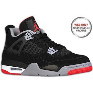 Jordan retro 4 mens