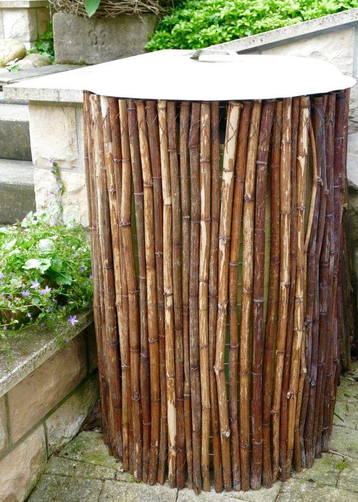 Photo of Regenfassverkleidung aus Staudenknöterich – Karin Urban – NaturalSTyle