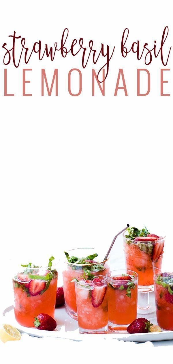 Strawberry Basil Lemonade #flavoredlemonade Strawberry Basil Lemonade | summer drink recipes | drinks with basil | homemade lemonade recipes | fruit lemonade recipes | flavored lemonade || Oh So Delicioso #recipe #drinks #summerdrinks #summerrecipe #lemonade #fruitlemonade #flavoredlemonade #basil #ohsodelicioso #homemadelemonaderecipes Strawberry Basil Lemonade #flavoredlemonade Strawberry Basil Lemonade | summer drink recipes | drinks with basil | homemade lemonade recipes | fruit lemonade rec #basillemonade
