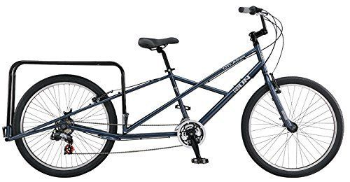 Ford By Dahon C Max 7 Speed Folding Bicycle 20 Gray Cargo