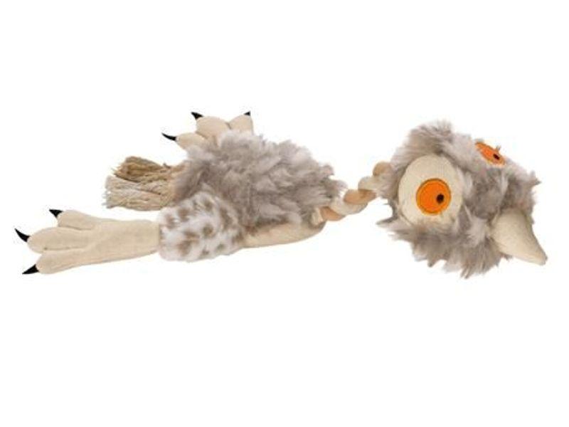 Das #Hundespielzeug Batty Birds Chicken von Hunter ist durch seinen Squeaker das perfekte Spielzeug für Ihren Hund. Hundespielzeug mit beweglichem zahnpflegenden Tau aus Baumwolle und Squeaker.