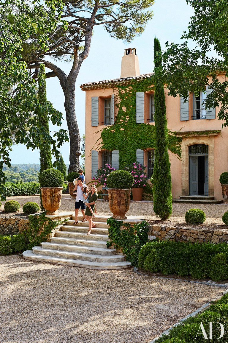 We Are Completely In Love with This Chic Village in the South of France -   10 garden design French provence france ideas