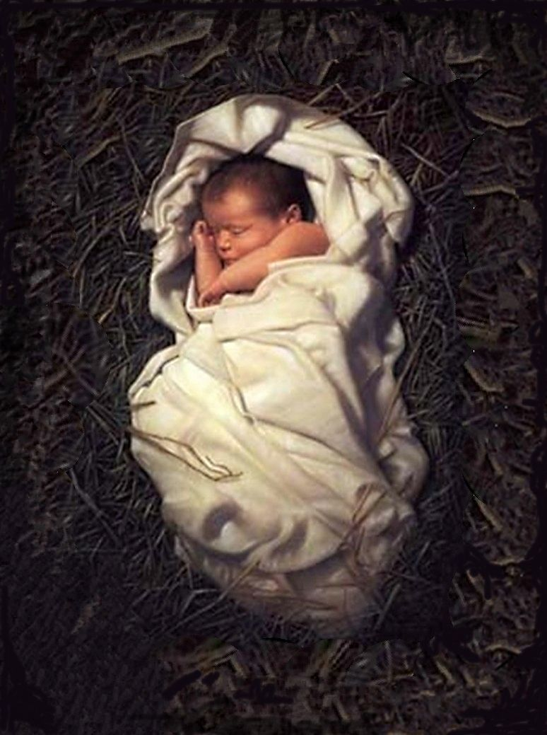 Away in a manger, no crib for a bed, The little Lord Jesus