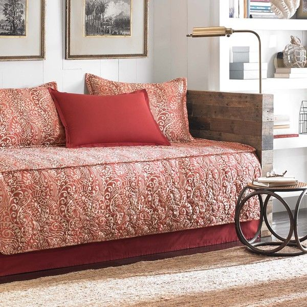 Tommy Bahama Prince of Paisley 5-piece Daybed Set   carriage house ...