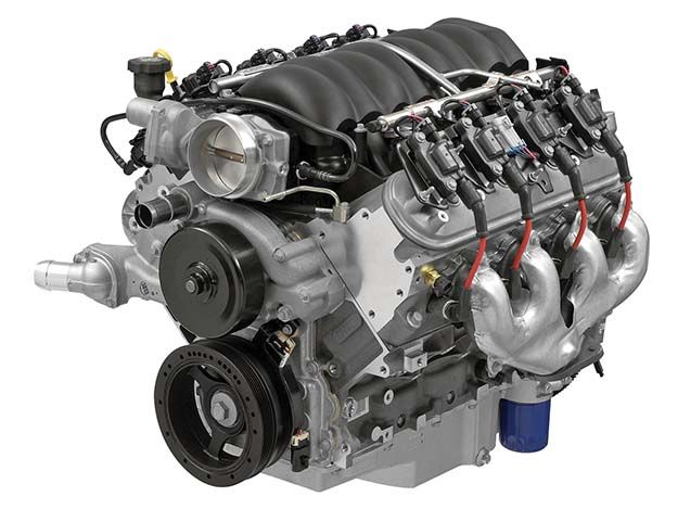 What To Expect From An Emp Crate Motors Crate Engines Ls Engine