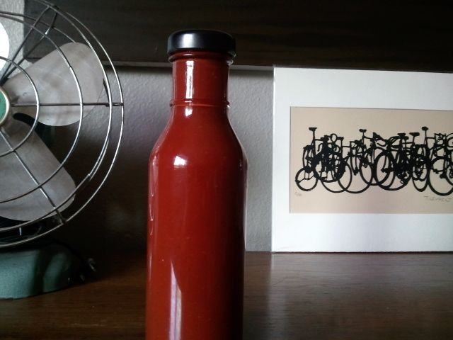 Ryan Wilder's Wicked Easy Paleo Ketchup