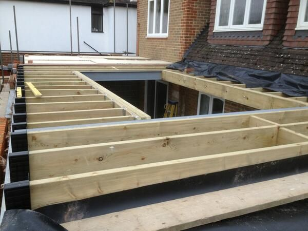 Image Result For Flat Roofs Construction Flat Roof Construction