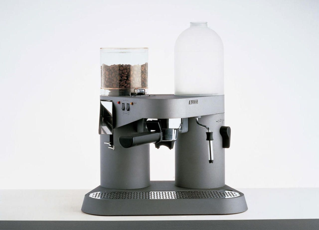 Coban 1997 Coffee machine Alessi Prize Compasso d'Oro 1998 ...
